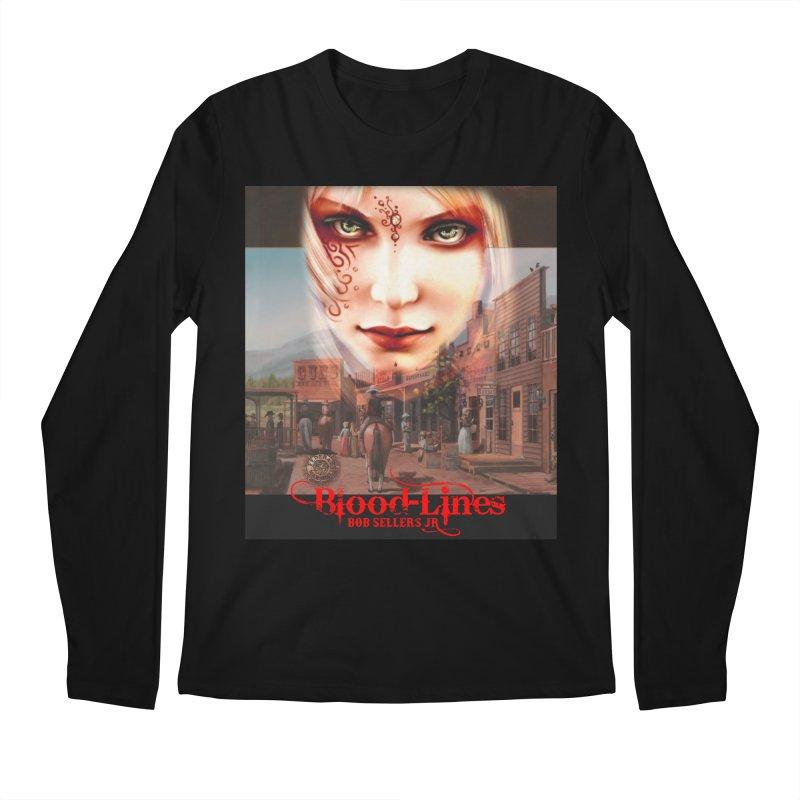 Blood-Lines Men's Regular Longsleeve T-Shirt by sellersjr's Artist Shop