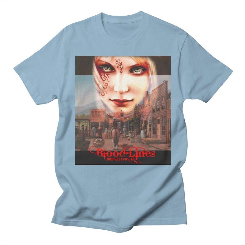 Blood-Lines Men's Regular T-Shirt by sellersjr's Artist Shop