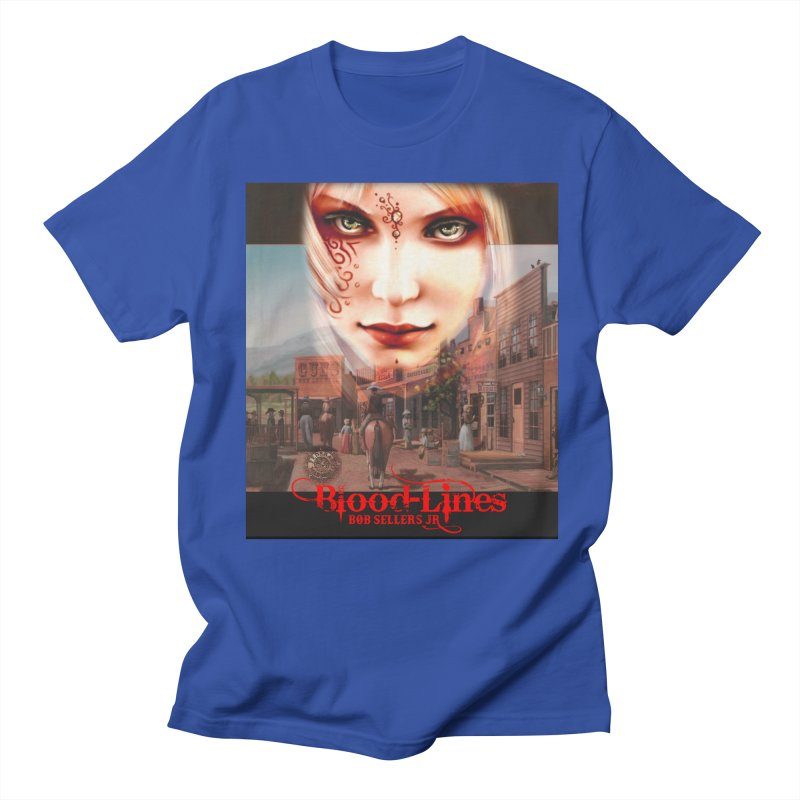 Blood-Lines Women's Regular Unisex T-Shirt by sellersjr's Artist Shop