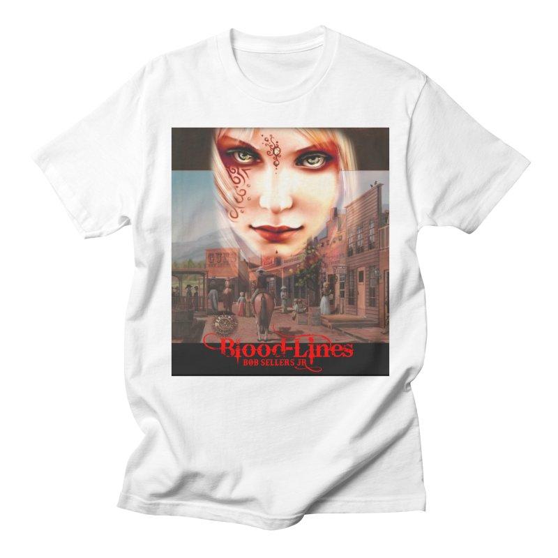 Blood-Lines Women's Regular Unisex T-Shirt by sellersjr's Artist Shop