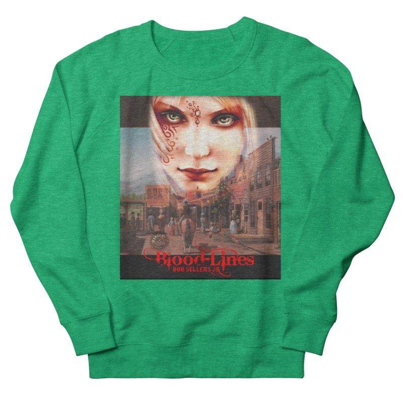 Blood-Lines Women's Sweatshirt by sellersjr's Artist Shop