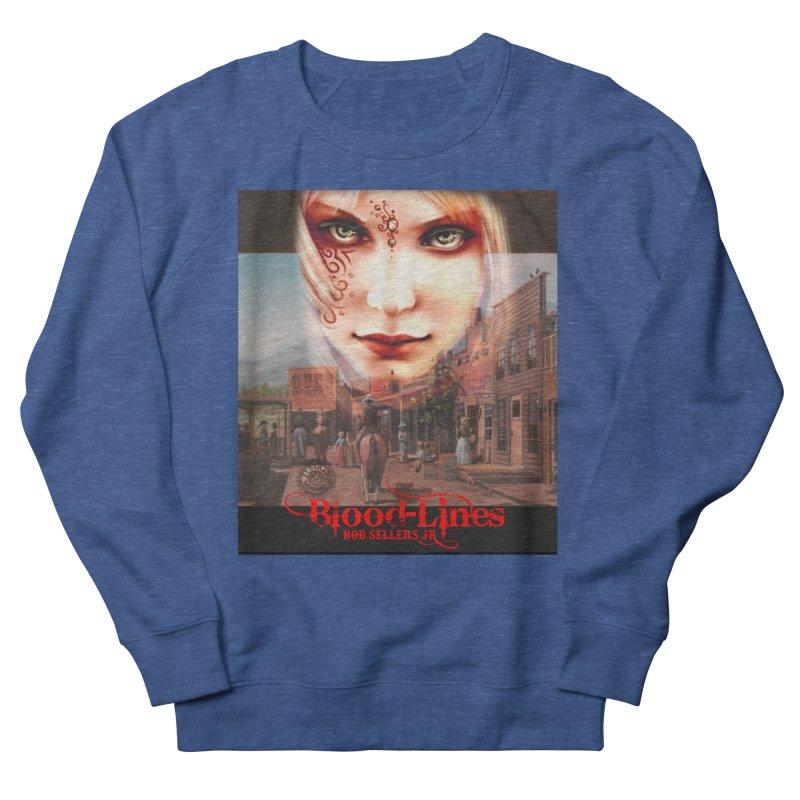 Blood-Lines Men's Sweatshirt by sellersjr's Artist Shop