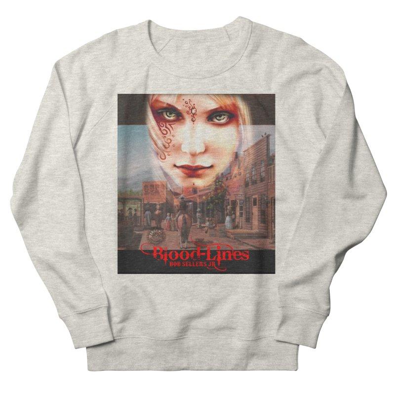 Blood-Lines Men's French Terry Sweatshirt by sellersjr's Artist Shop