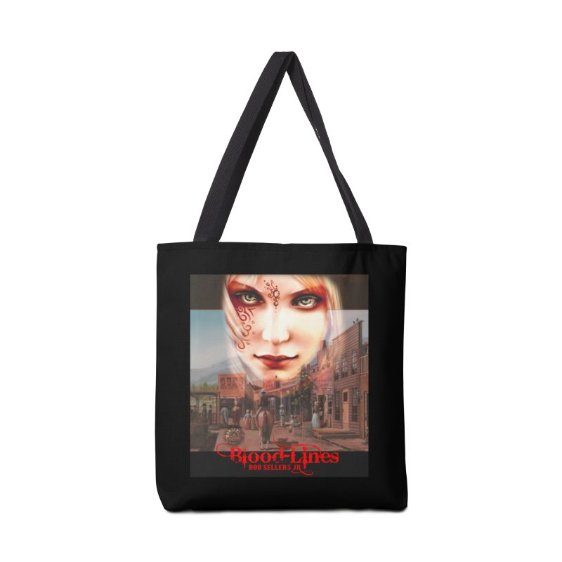 Blood-Lines Accessories Tote Bag Bag by sellersjr's Artist Shop