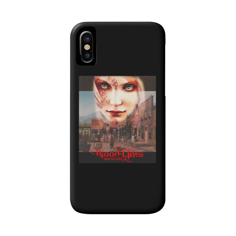 Blood-Lines Accessories Phone Case by sellersjr's Artist Shop