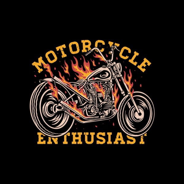 image for Motorcycle enthusiast