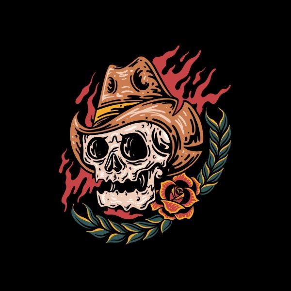 image for Cowboy skull