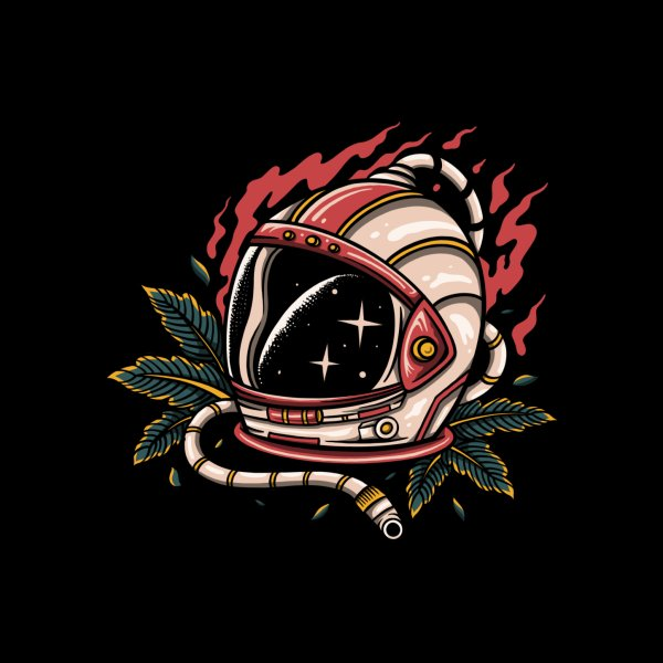 image for Astronaut helmet