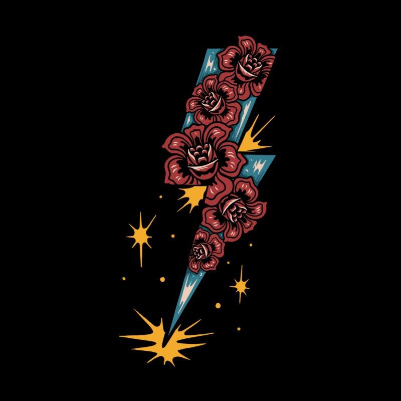 Thunderbold Men's T-Shirt by semartigagelas's Artist Shop
