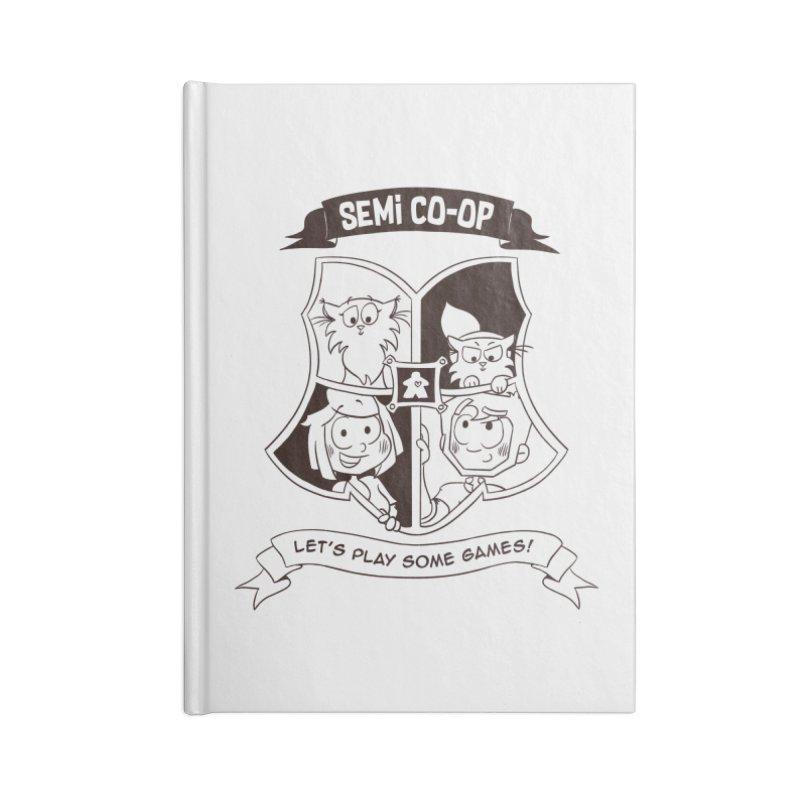 Semi Co-op Sigil Accessories Notebook by Semi Co-op