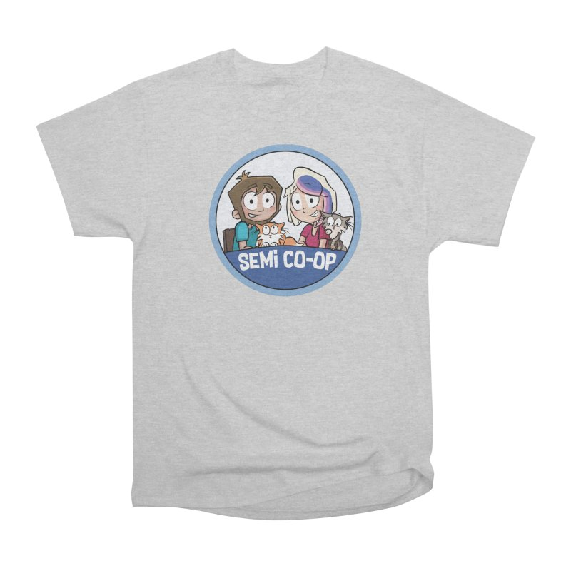 Semi Co-op logo Men's T-Shirt by Semi Co-op