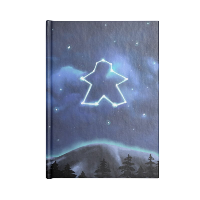 Meeple Stars Accessories Notebook by Semi Co-op