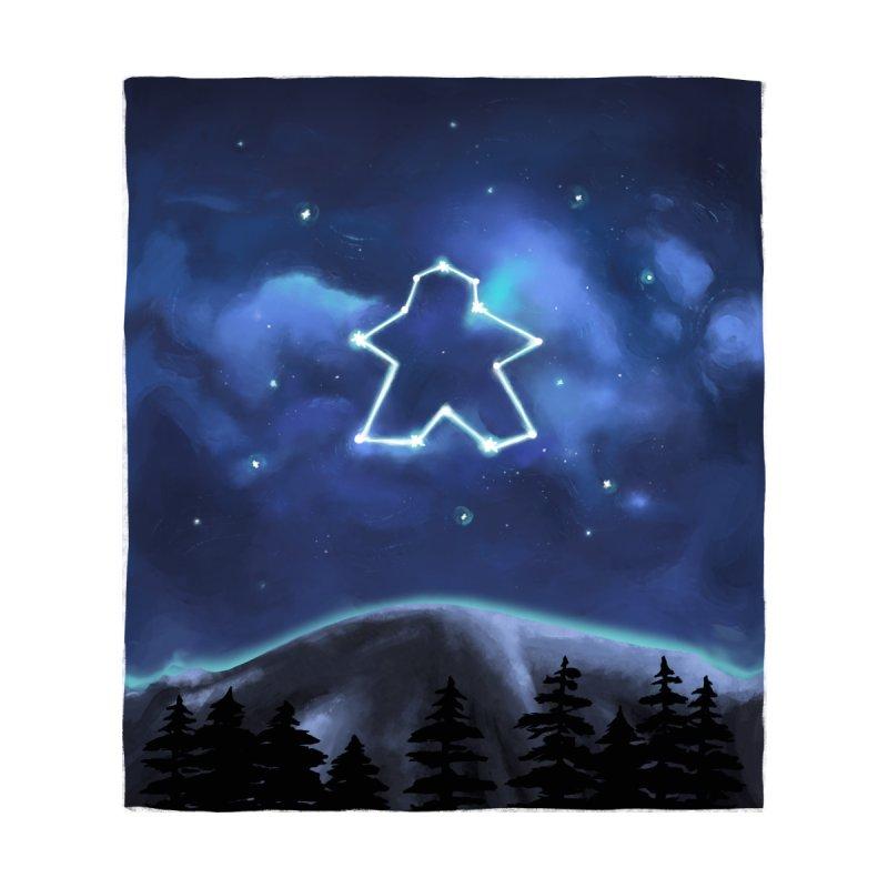 Meeple Stars Men's Sweatshirt by Semi Co-op