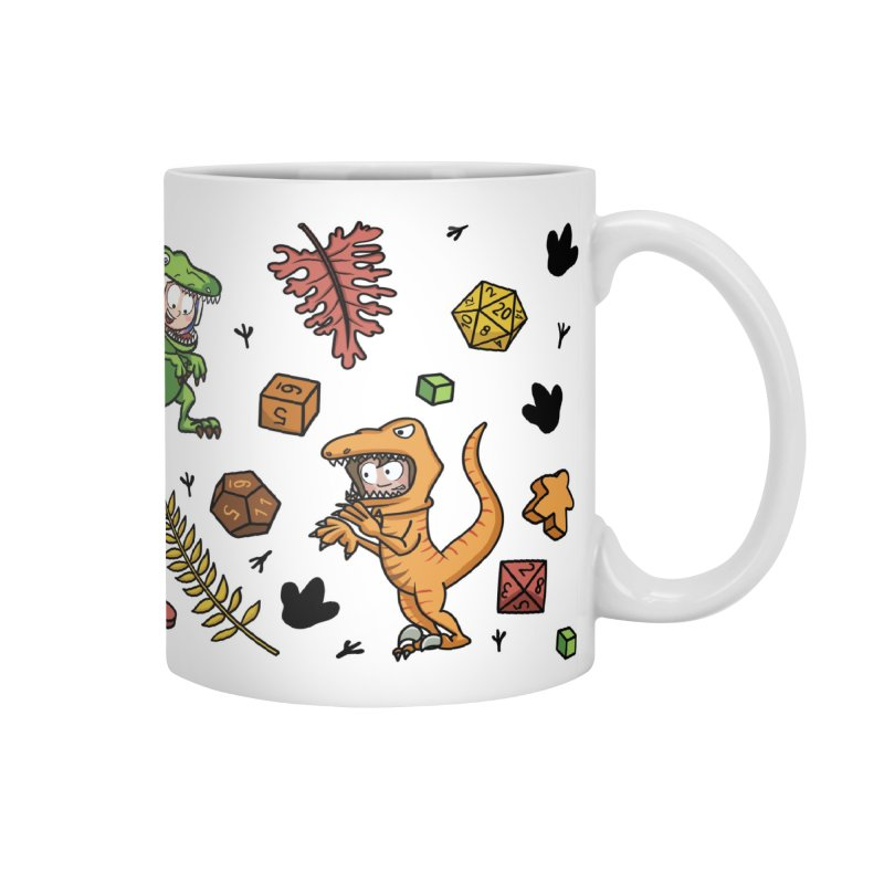 Stomping Gamers Accessories Mug by Semi Co-op