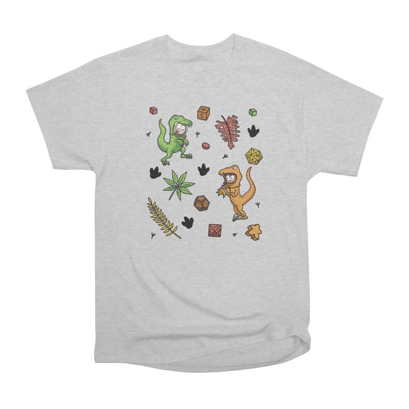 Stomping Gamers Men's T-Shirt by Semi Co-op