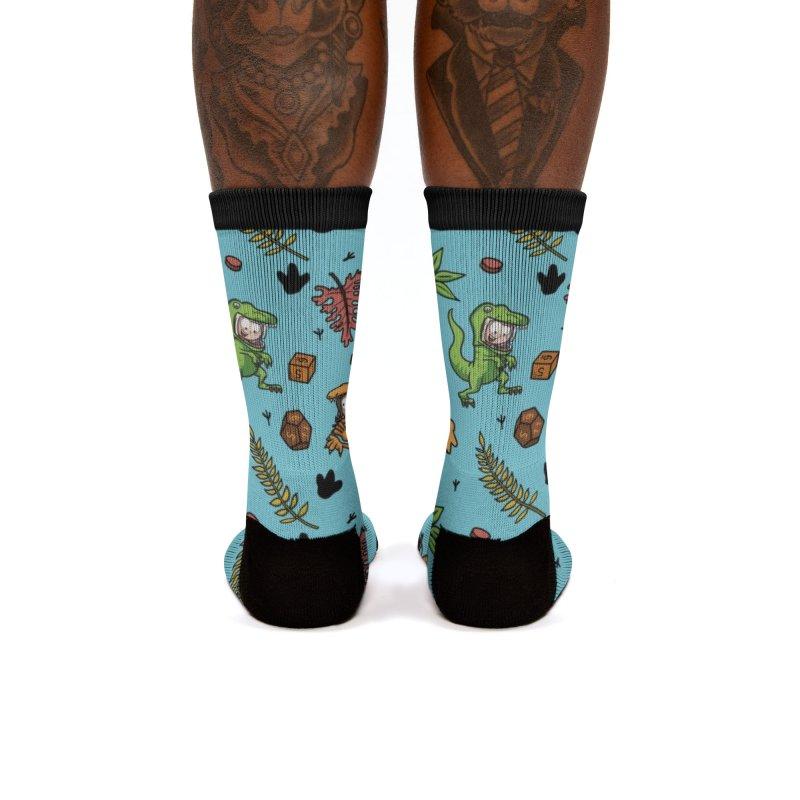 Stomping Gamers Women's Socks by Semi Co-op