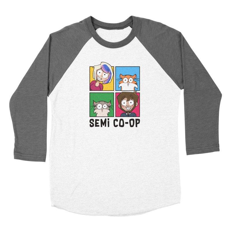 Board game Bunch! (light) Women's Longsleeve T-Shirt by Semi Co-op