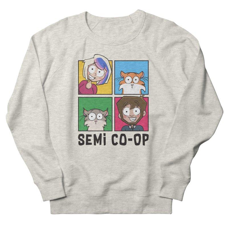 Board game Bunch! (light) Women's French Terry Sweatshirt by Semi Co-op