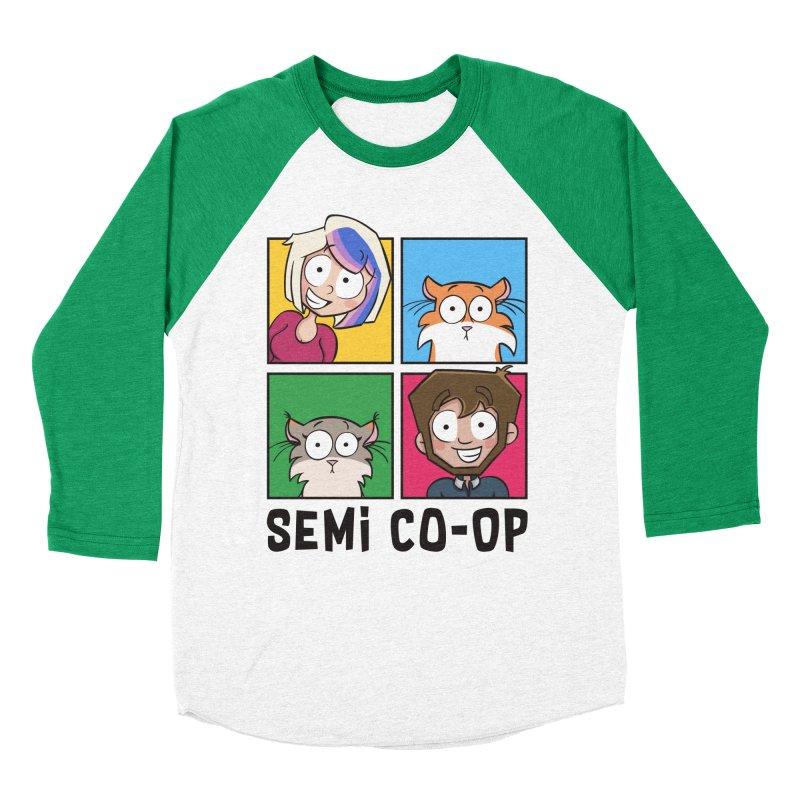 Board game Bunch! (light) Women's Baseball Triblend Longsleeve T-Shirt by Semi Co-op