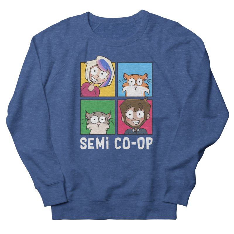 Board game Bunch! Women's Sweatshirt by Semi Co-op