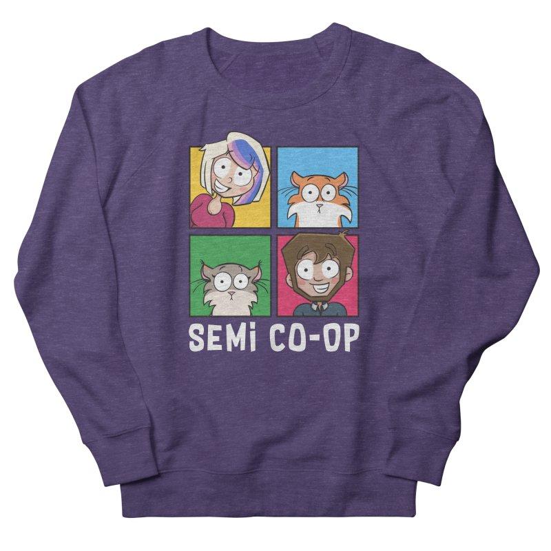 Board game Bunch! Women's Sweatshirt by Semi Co-op