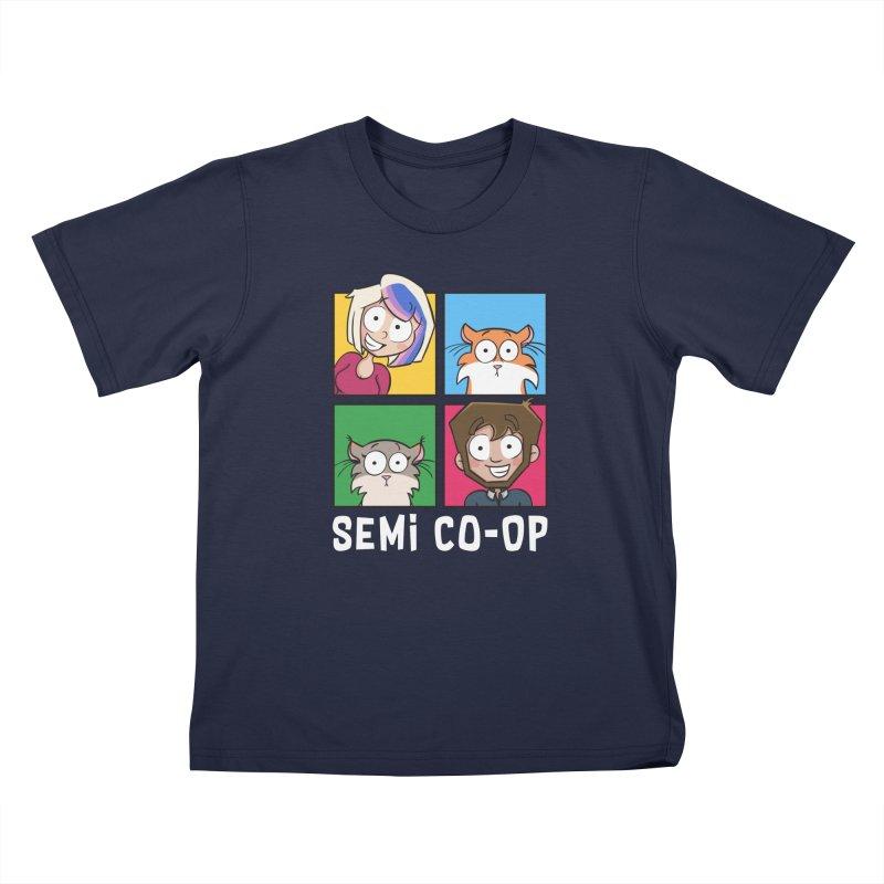 Board game Bunch! Kids T-Shirt by Semi Co-op