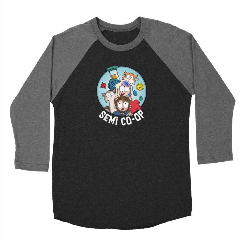 Semi Co-op Circle Women's Longsleeve T-Shirt by Semi Co-op