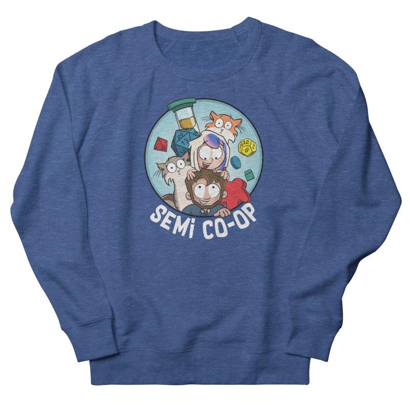 Semi Co-op Circle Men's Sweatshirt by Semi Co-op