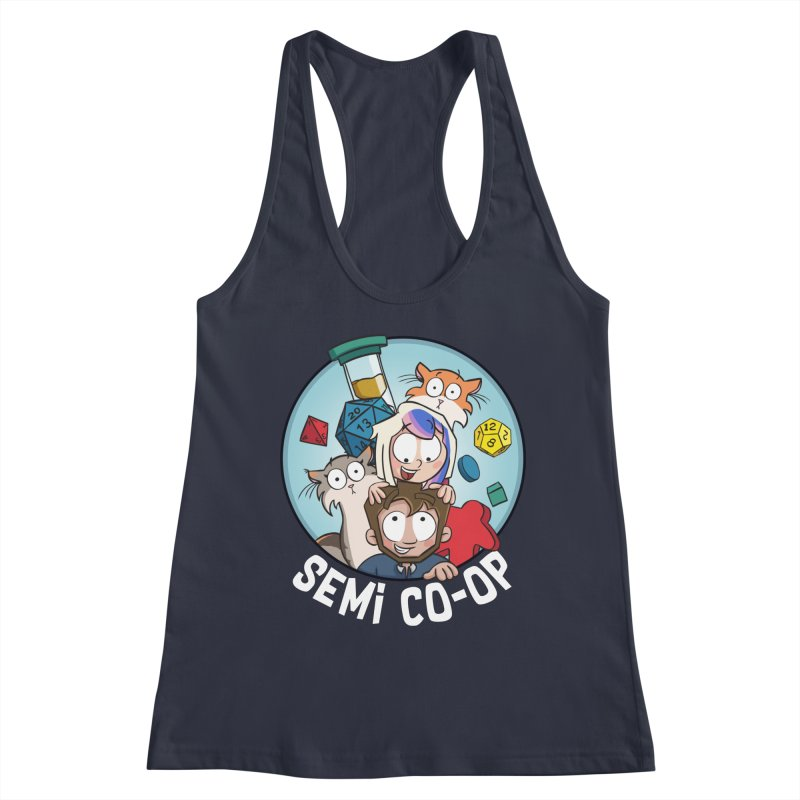 Semi Co-op Circle Women's Tank by Semi Co-op