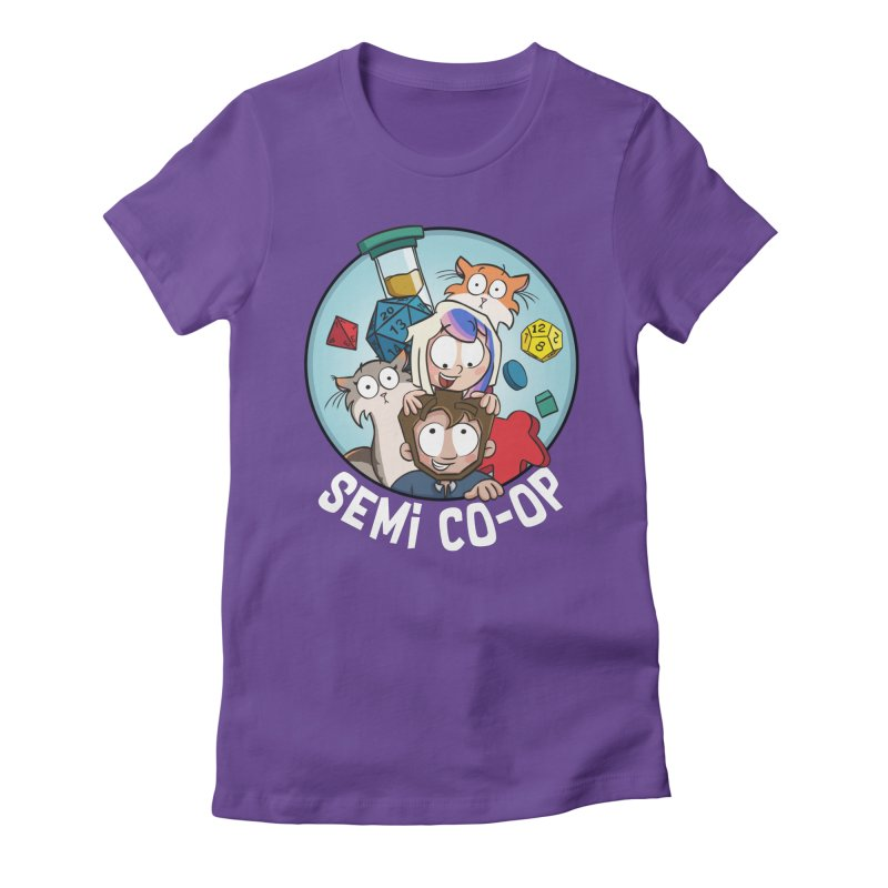 Semi Co-op Circle Women's T-Shirt by Semi Co-op