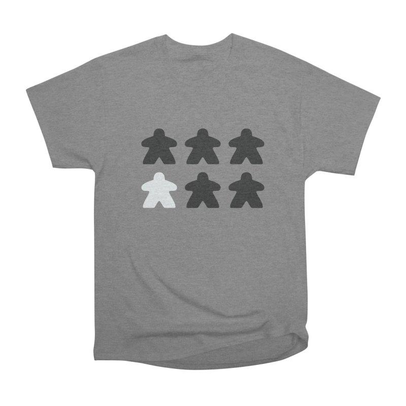 Simply Meeples Men's T-Shirt by Semi Co-op