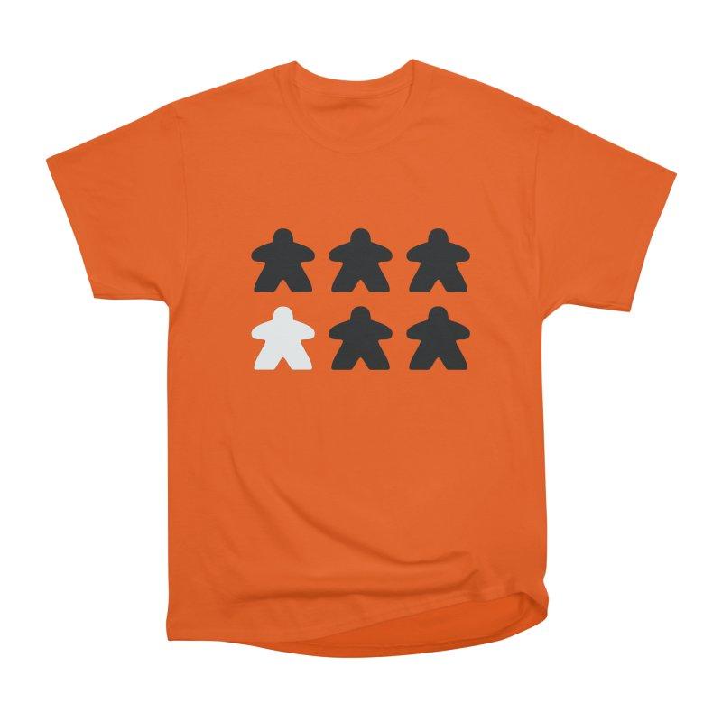 Simply Meeples Women's Heavyweight Unisex T-Shirt by Semi Co-op
