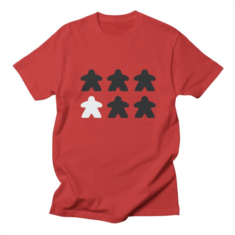 Simply Meeples Men's T-Shirt by Semi Co-op