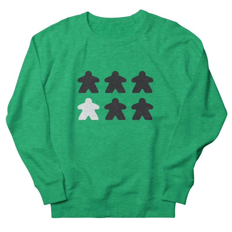 Simply Meeples Women's Sweatshirt by Semi Co-op