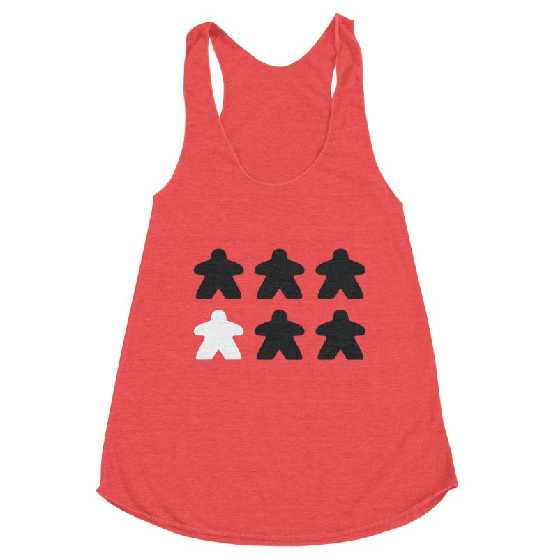 Simply Meeples Women's Tank by Semi Co-op