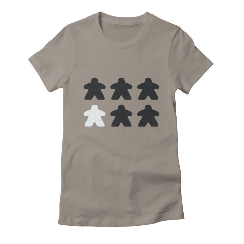 Simply Meeples Women's T-Shirt by Semi Co-op