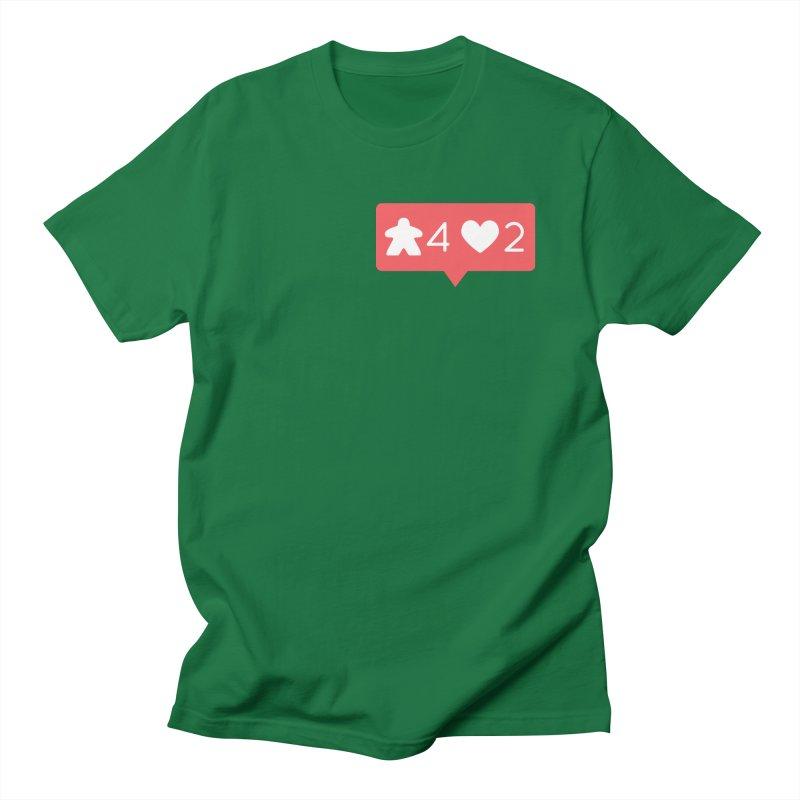 Likes! Women's Regular Unisex T-Shirt by Semi Co-op