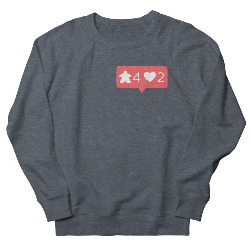 Likes! Women's Sweatshirt by Semi Co-op