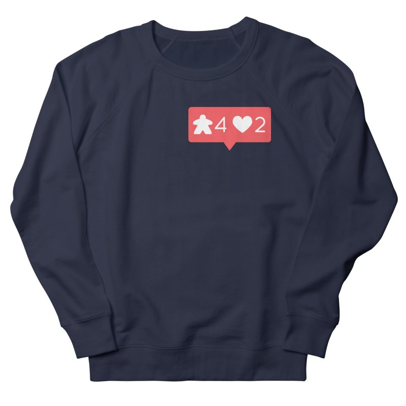 Likes! Women's French Terry Sweatshirt by Semi Co-op