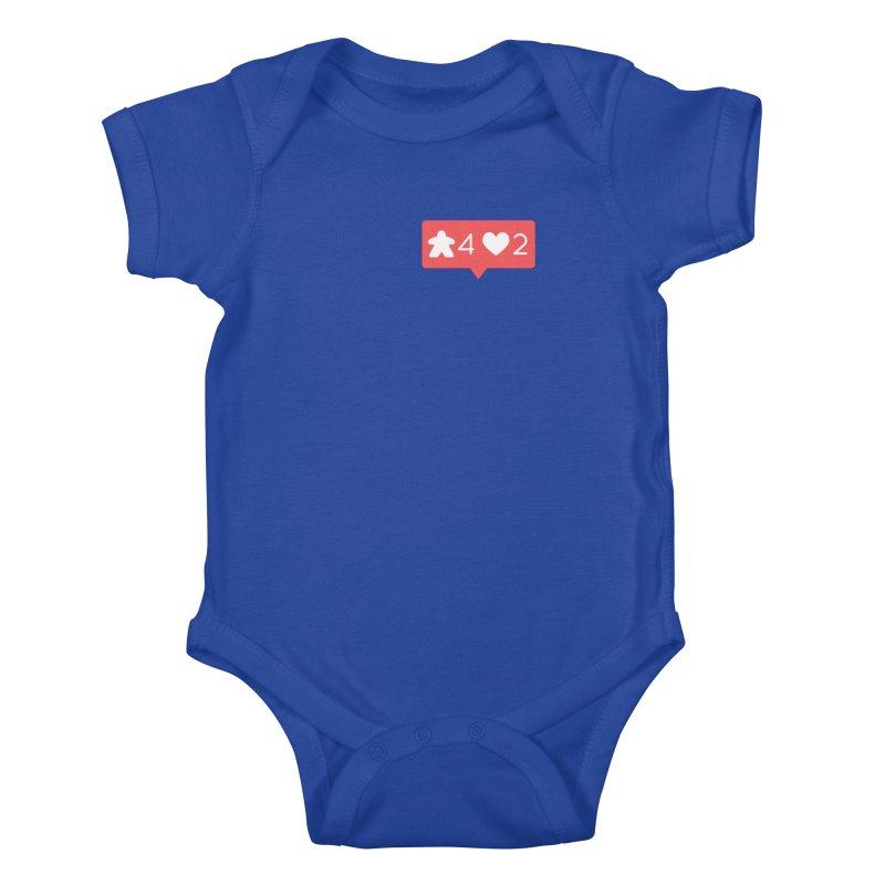 Likes! Kids Baby Bodysuit by Semi Co-op