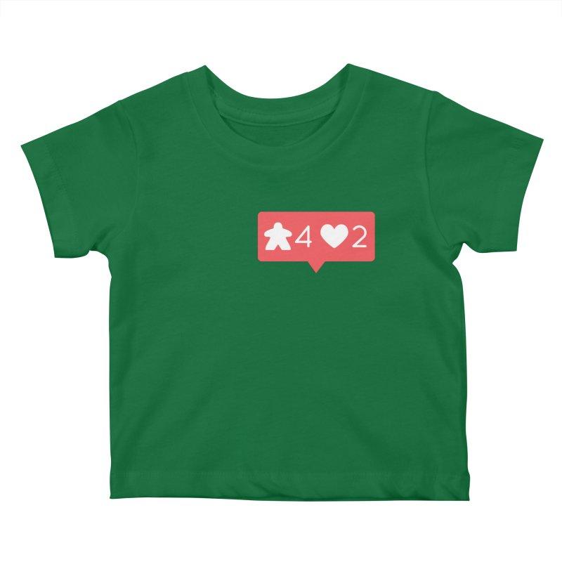Likes! Kids Baby T-Shirt by Semi Co-op