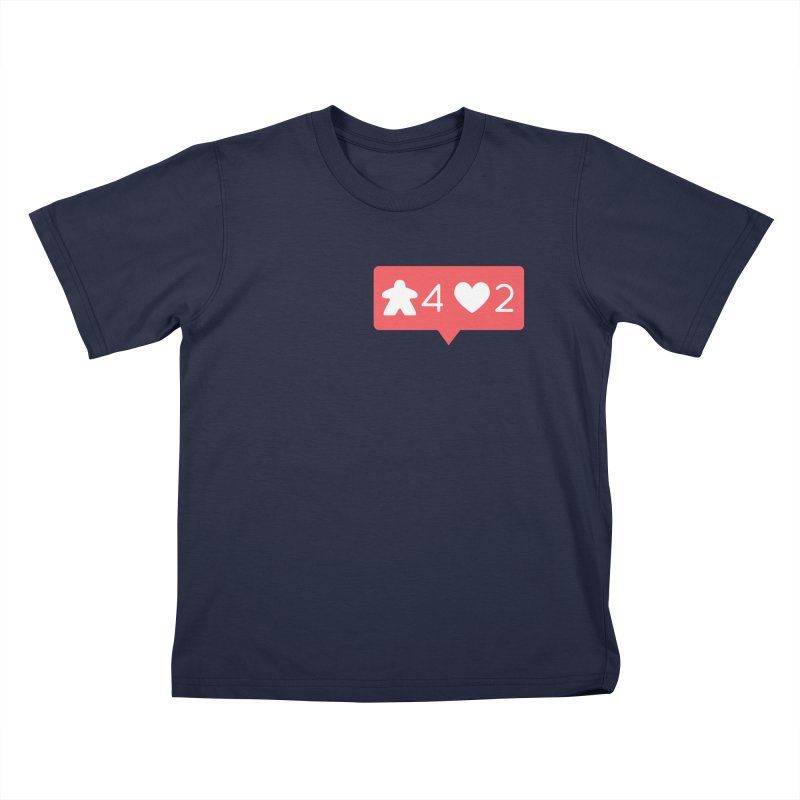 Likes! Kids T-Shirt by Semi Co-op