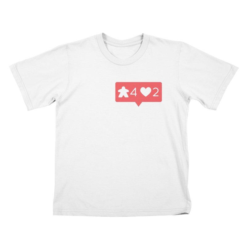 Likes! Kids T-Shirt by Semi Co-op