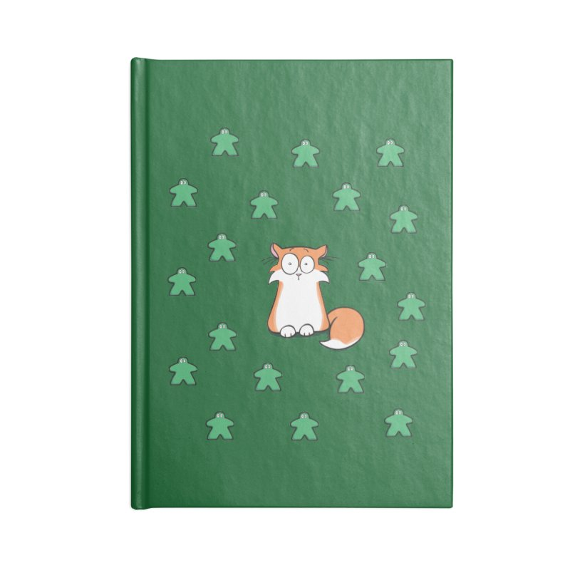 Apollo and the Meeples Accessories Notebook by Semi Co-op
