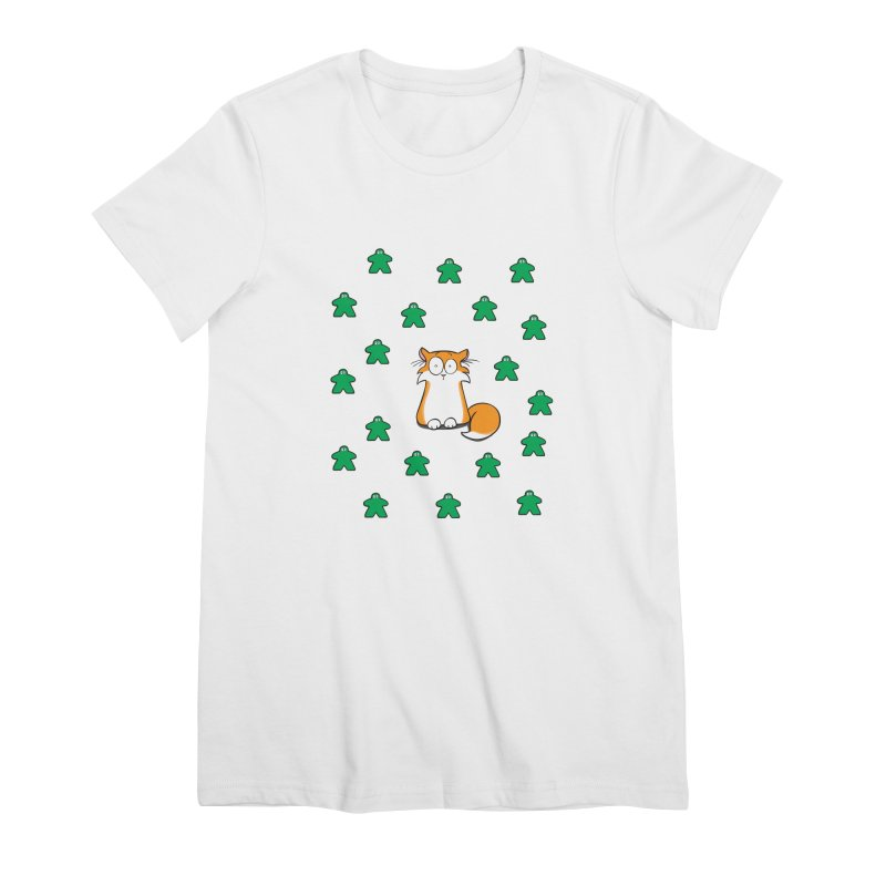 Apollo and the Meeples Women's T-Shirt by Semi Co-op