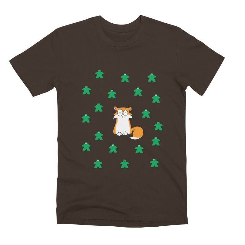 Apollo and the Meeples Men's Premium T-Shirt by Semi Co-op