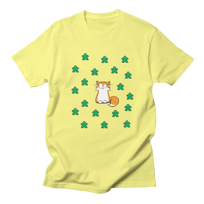 Apollo and the Meeples Men's T-Shirt by Semi Co-op