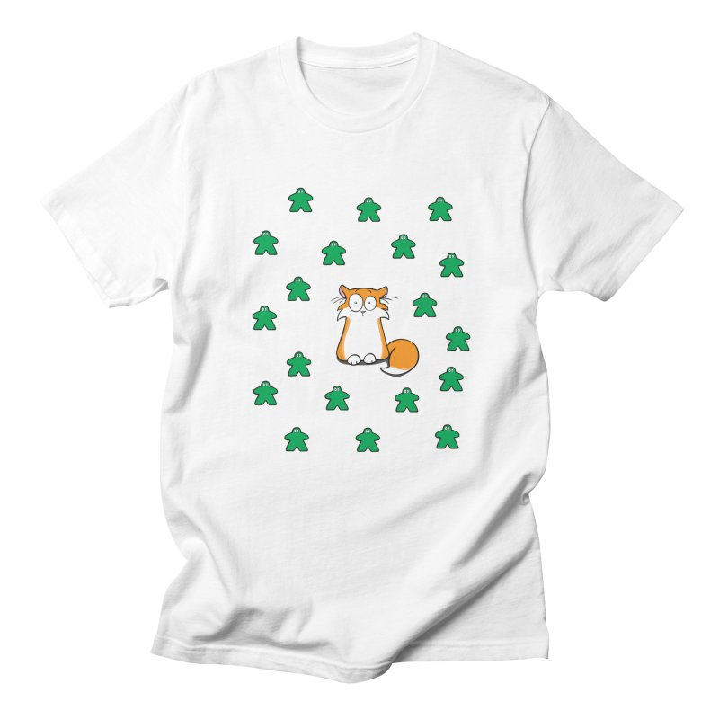 Apollo and the Meeples Women's Regular Unisex T-Shirt by Semi Co-op