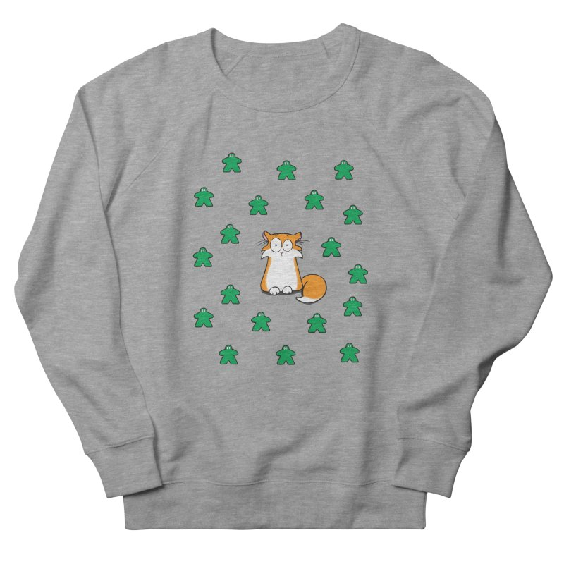 Apollo and the Meeples Men's French Terry Sweatshirt by Semi Co-op