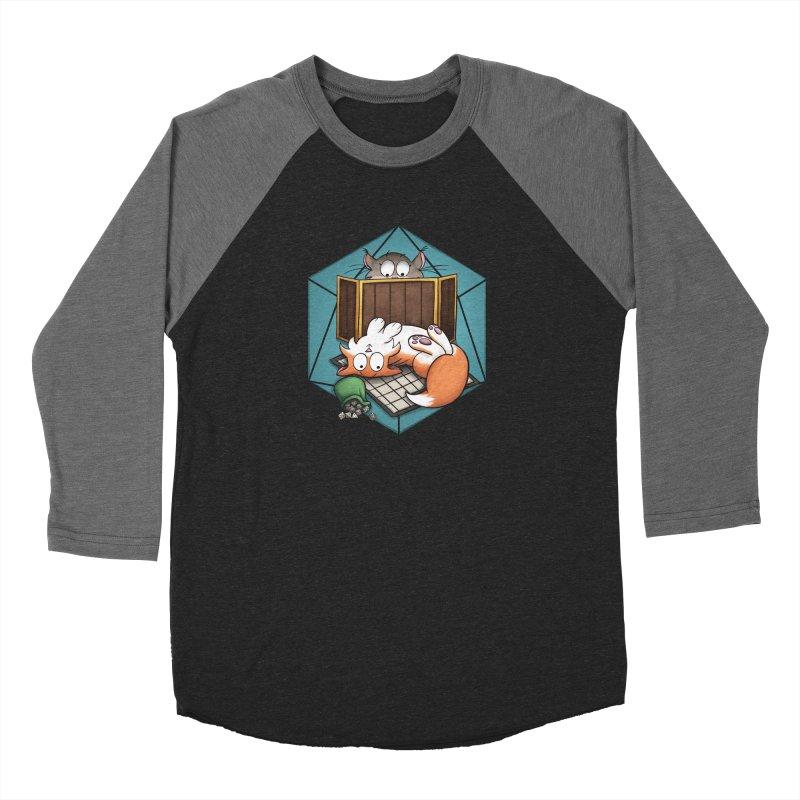Cats & Catacombs Women's Longsleeve T-Shirt by Semi Co-op